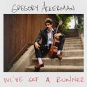 """We've Got a Runner""  single cover art.  Click for hi-res."