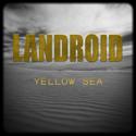 """Yellow Sea""  single cover art.  Click for hi-res."