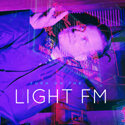 Turn On The Light FM   compilation cover art.  Click for hi-res.