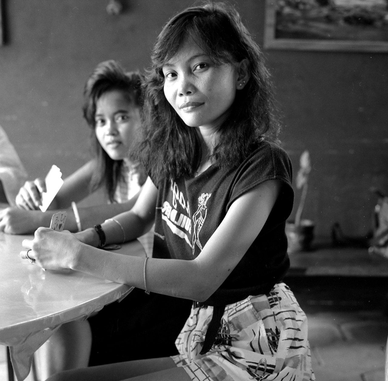 Playing Cards, Bario Boretto, Subic Bay 1991