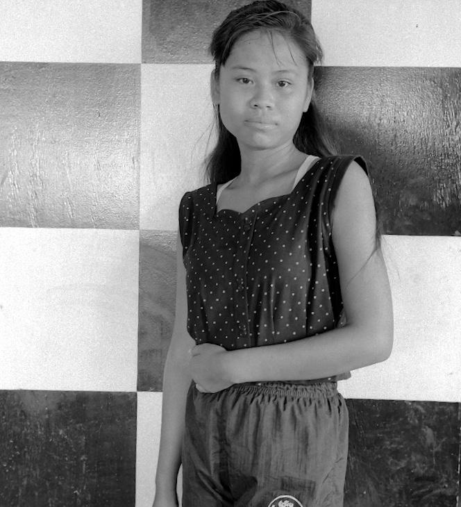 Open Bar, Subic City, 1990