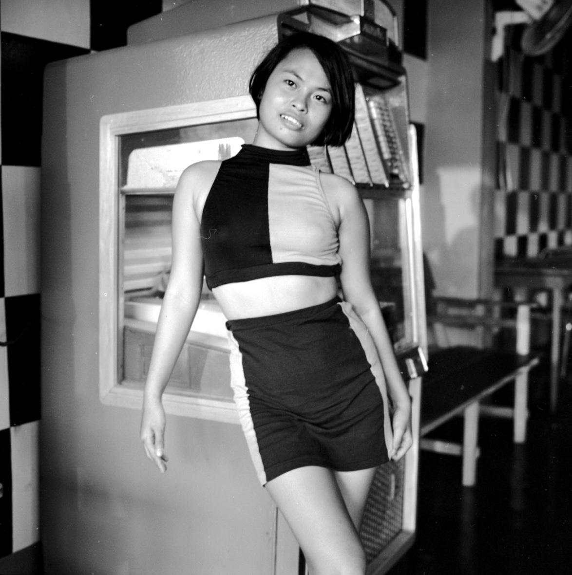 Upstairs Bar, Subic City, 1991