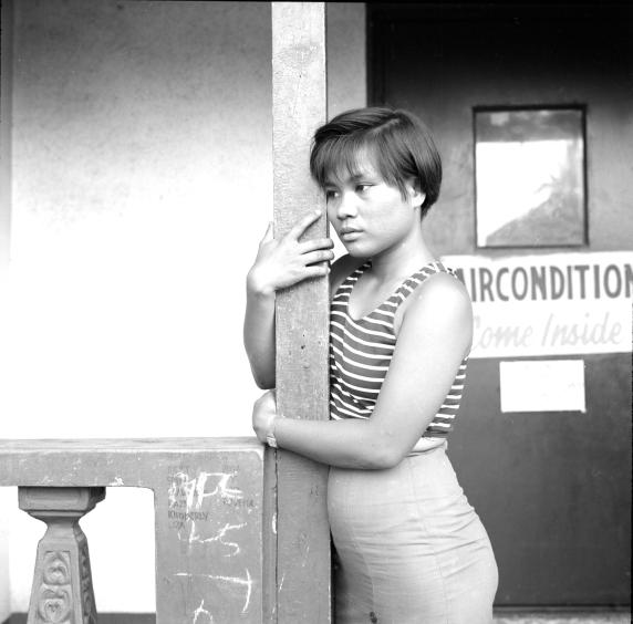 Outside Bar, Subic City, 1990
