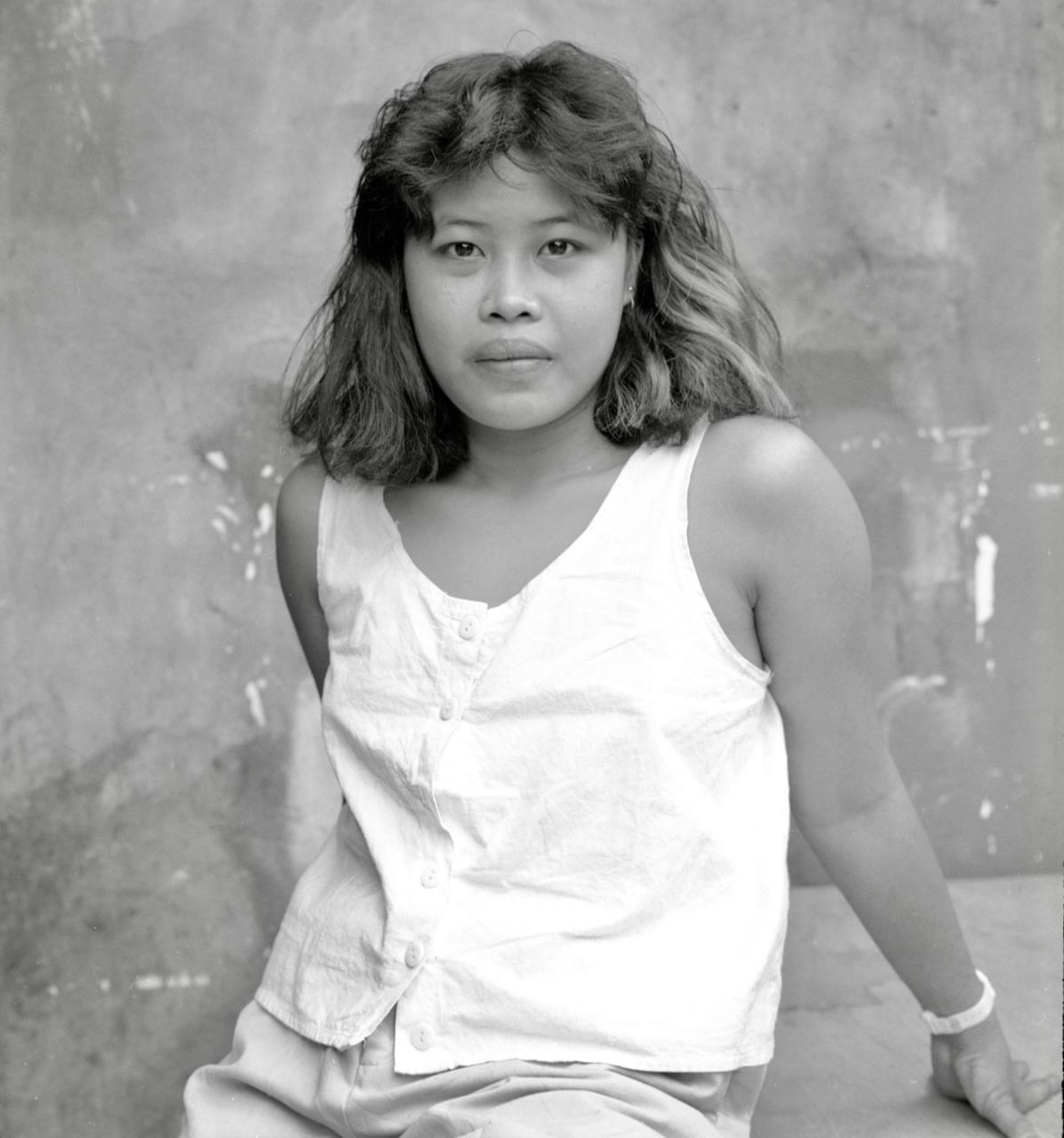 Peter's Friend, Subic City 1989