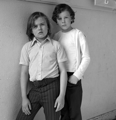 Two Friends in cloakroom.jpg