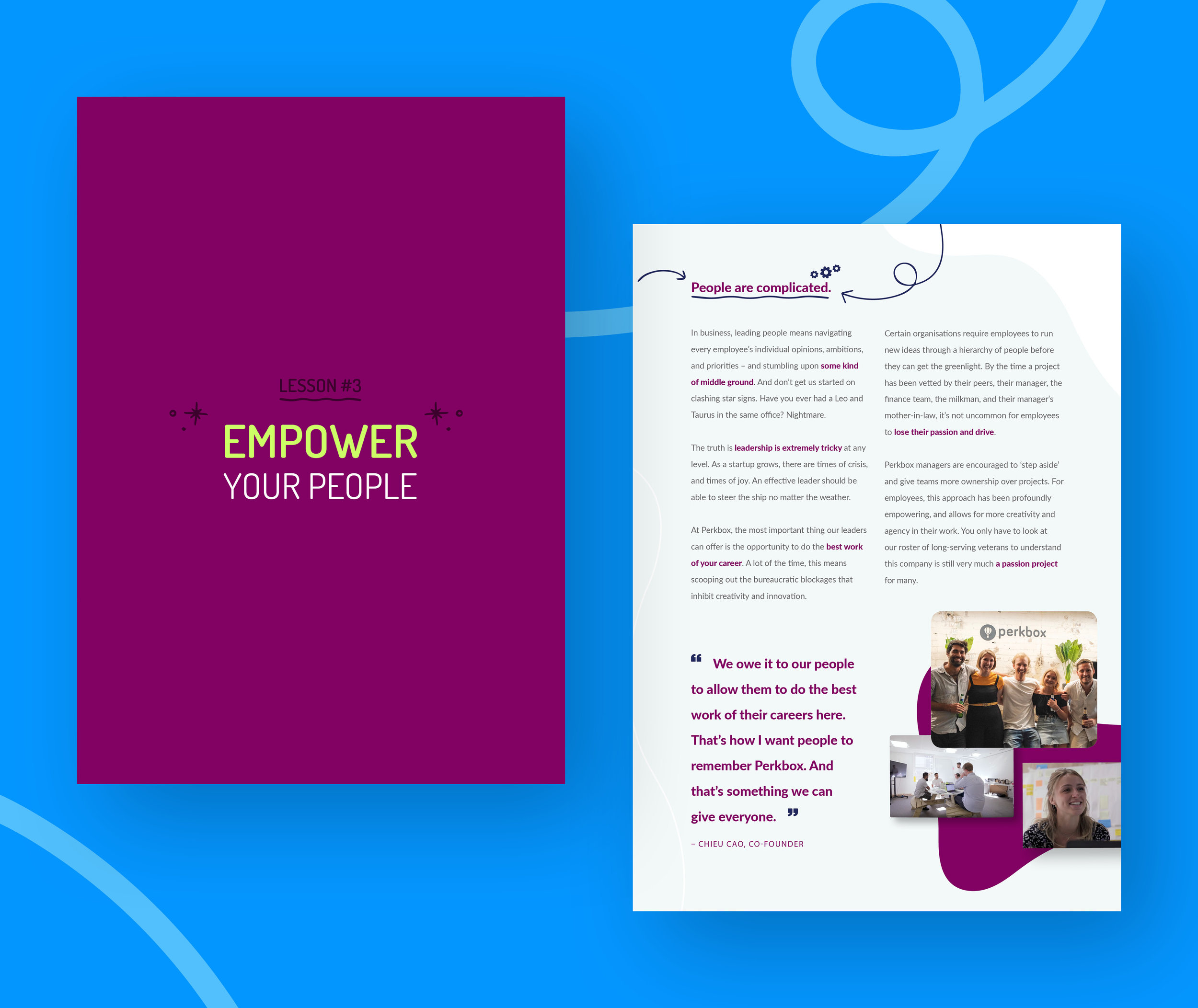 Perkbox playbook - empower your people