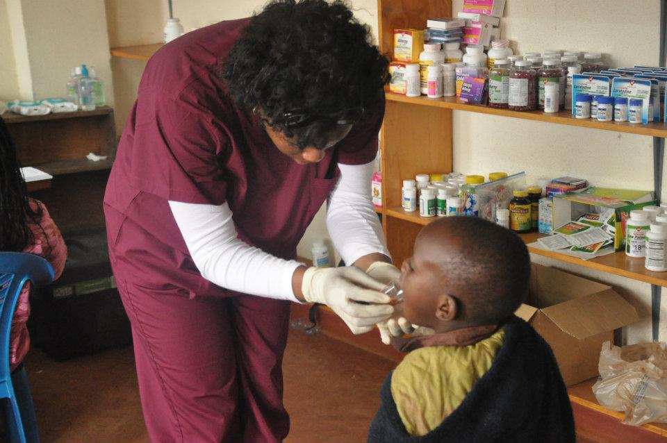 Serving Medical Needs of children in Kenya