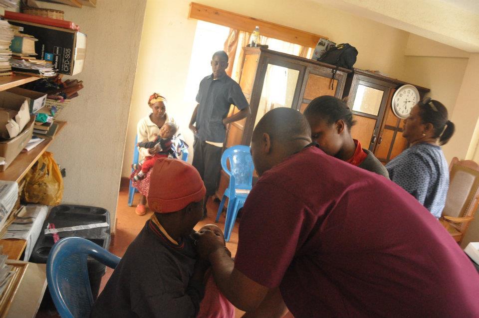 Medical Missions in Kenya