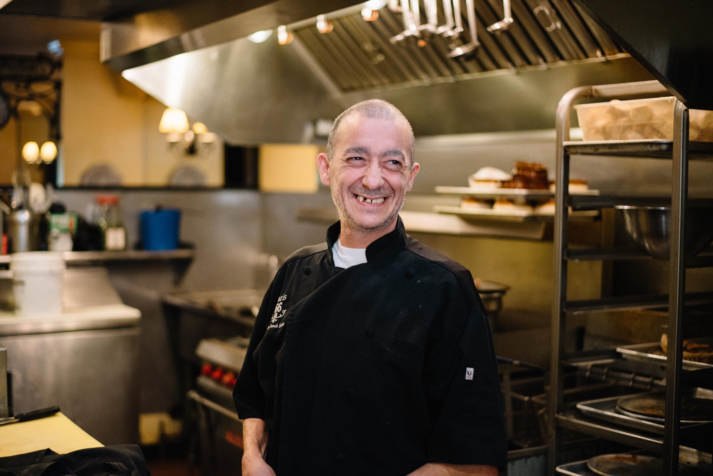 Chef Larry