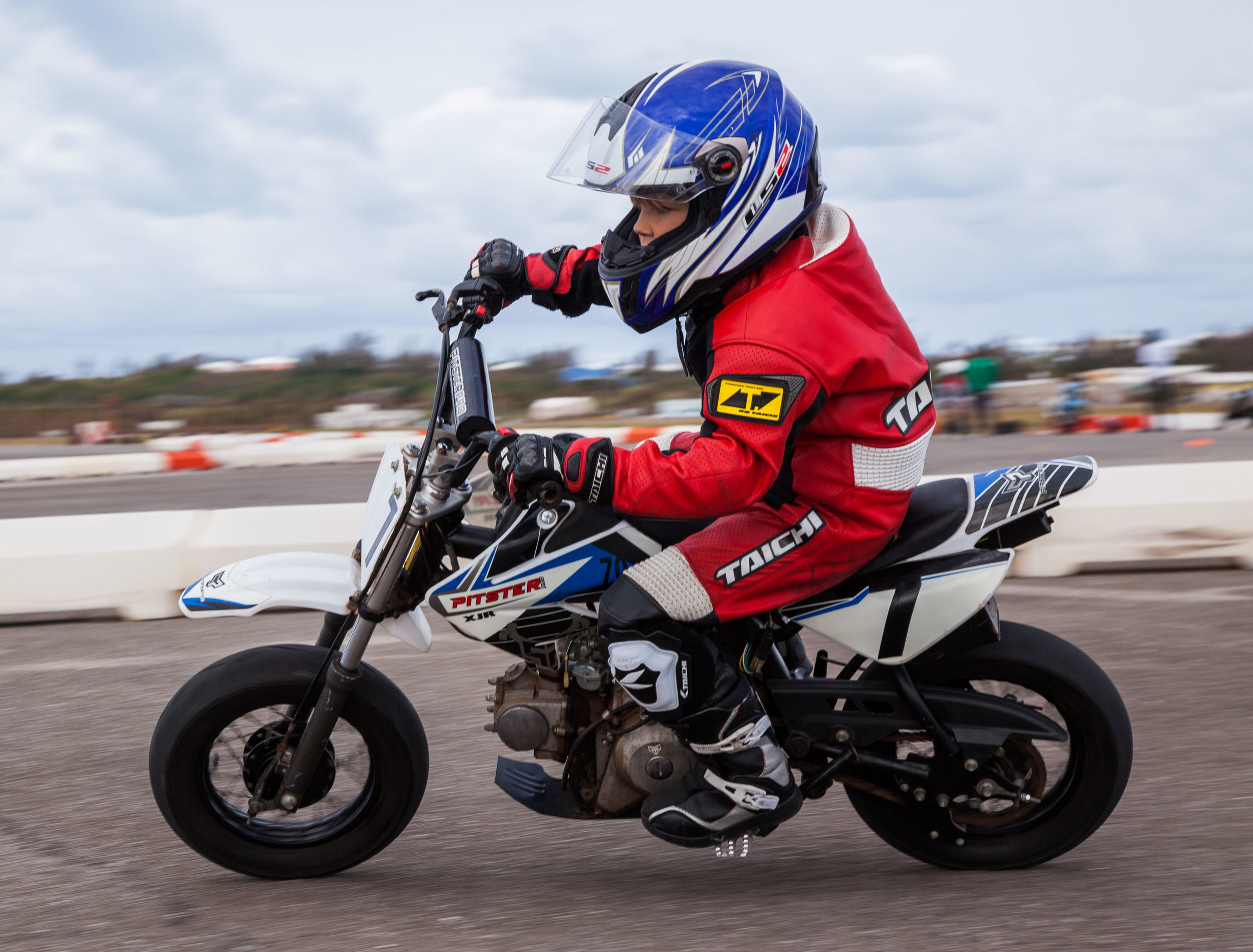 Ryan Chequer - A BMRC Riding Clinic Rider