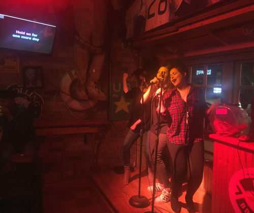 New Karaoke Songs - Trader Todd's.png
