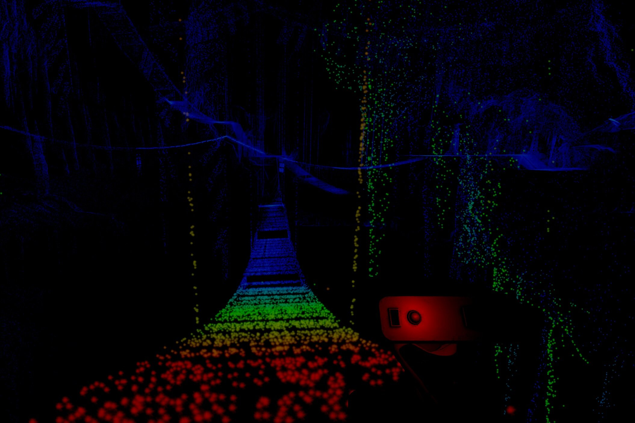 Scanner Sombre - The secrets of the cave are waiting to be uncovered.