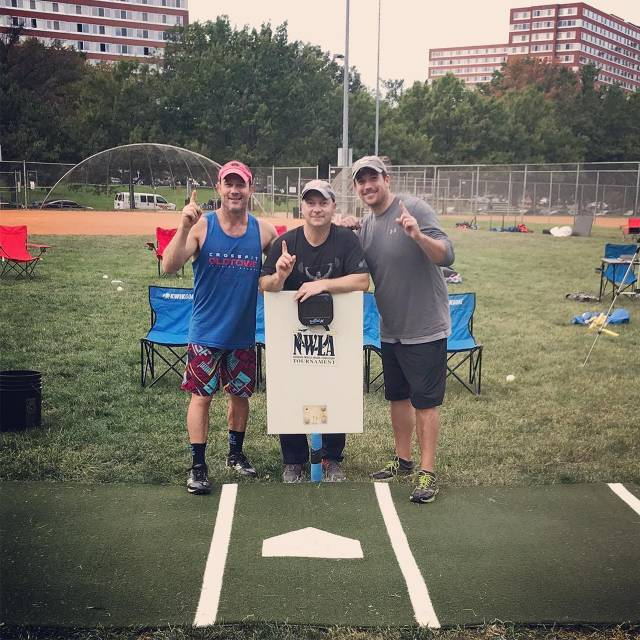The Barrel Bruisers took home their first tournament title by winning the Arlington Wiffleball Tournament on October 28th.