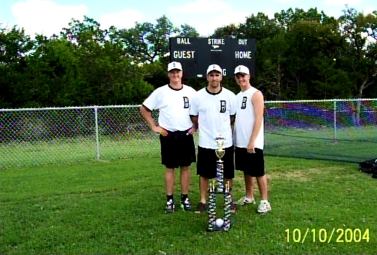 2004 Fast Plastic National runners-up, In the Box (L:R Mickey Hyde, Tom LoCascio, Joe Nord)