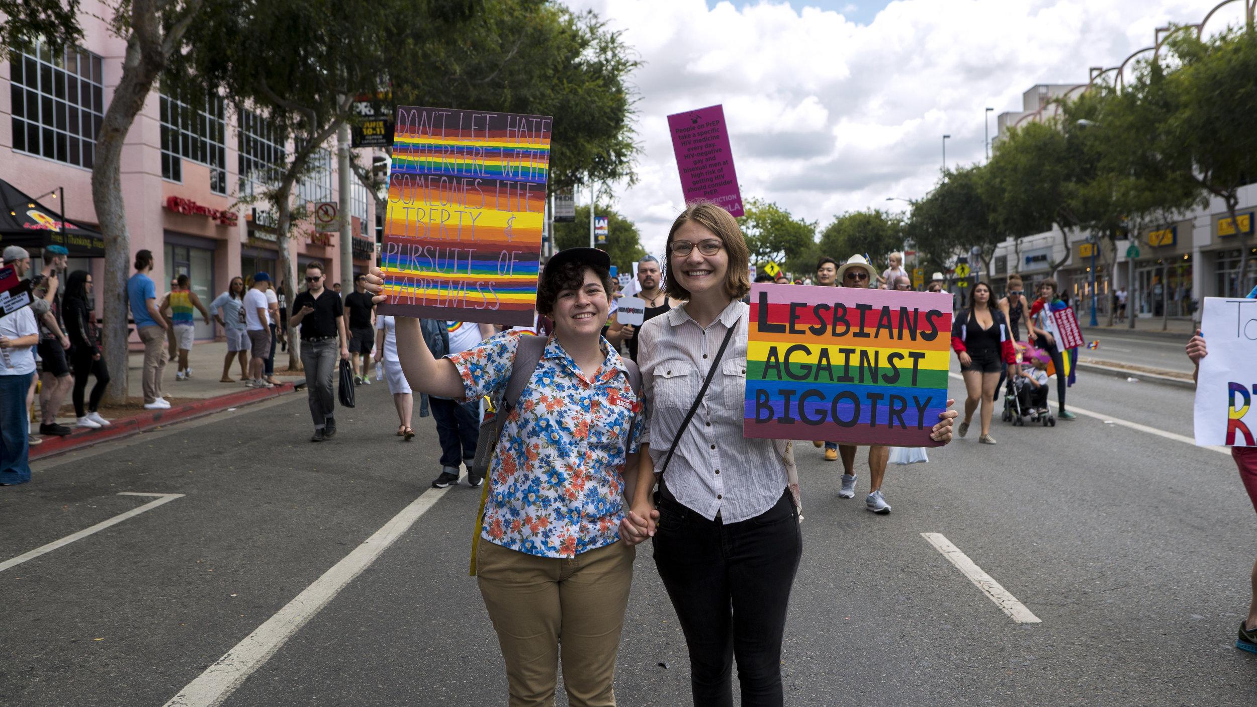 Against Bigotry