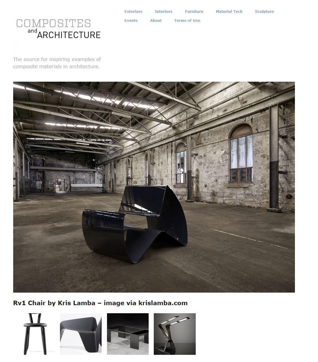 Composites and Architecture - RV1