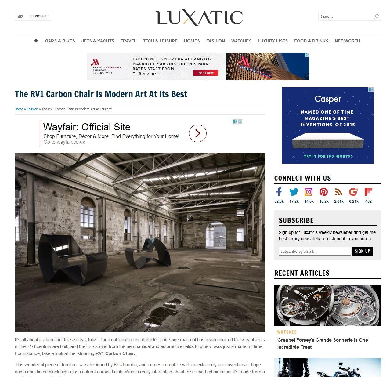 Luxatic - RV1