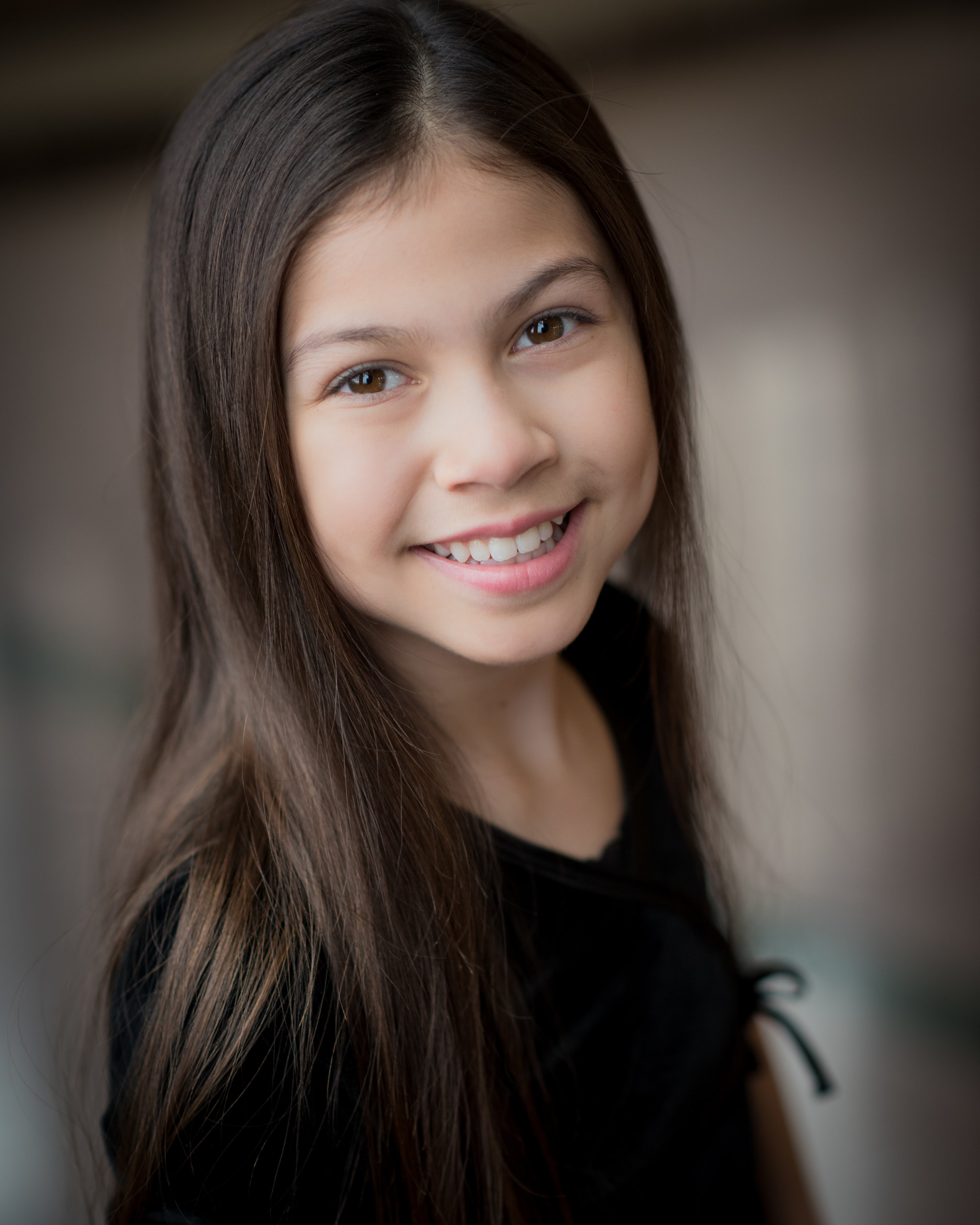 MAIA HERNANDEZ as the Small Girl