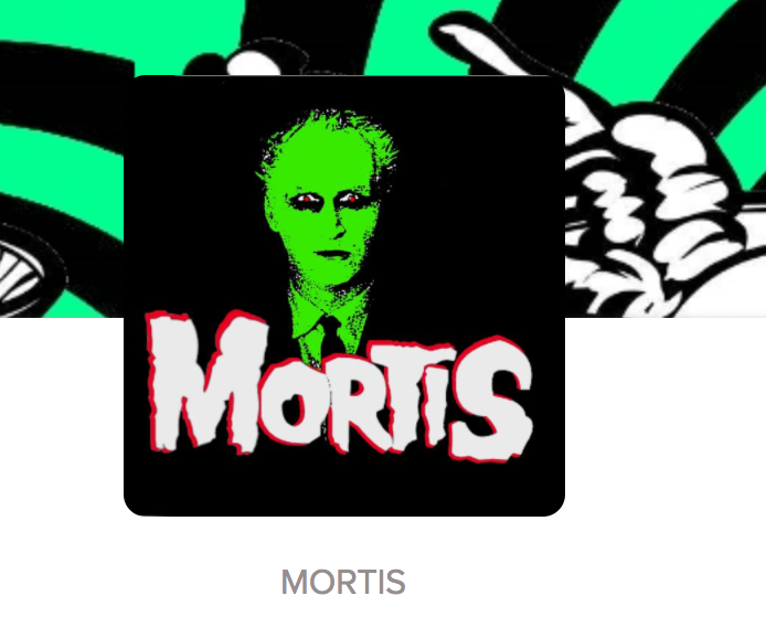 Mortis Podcast