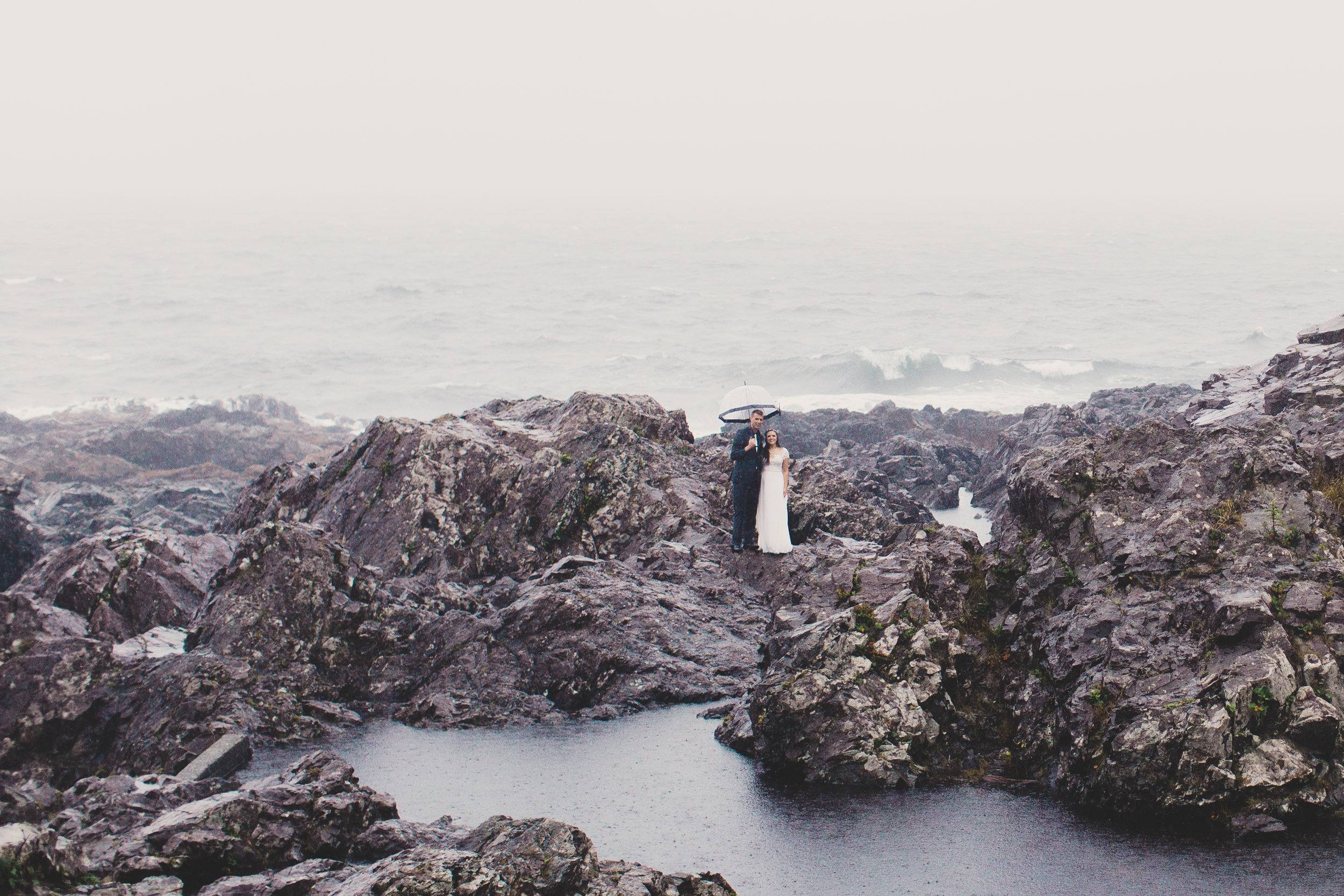 Taken at Lighthouse Park in Ucluelet, BC, by Lindsay