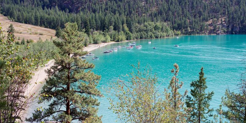 cosens-bay-beach-vernon-okanagan-valley-vagabonds