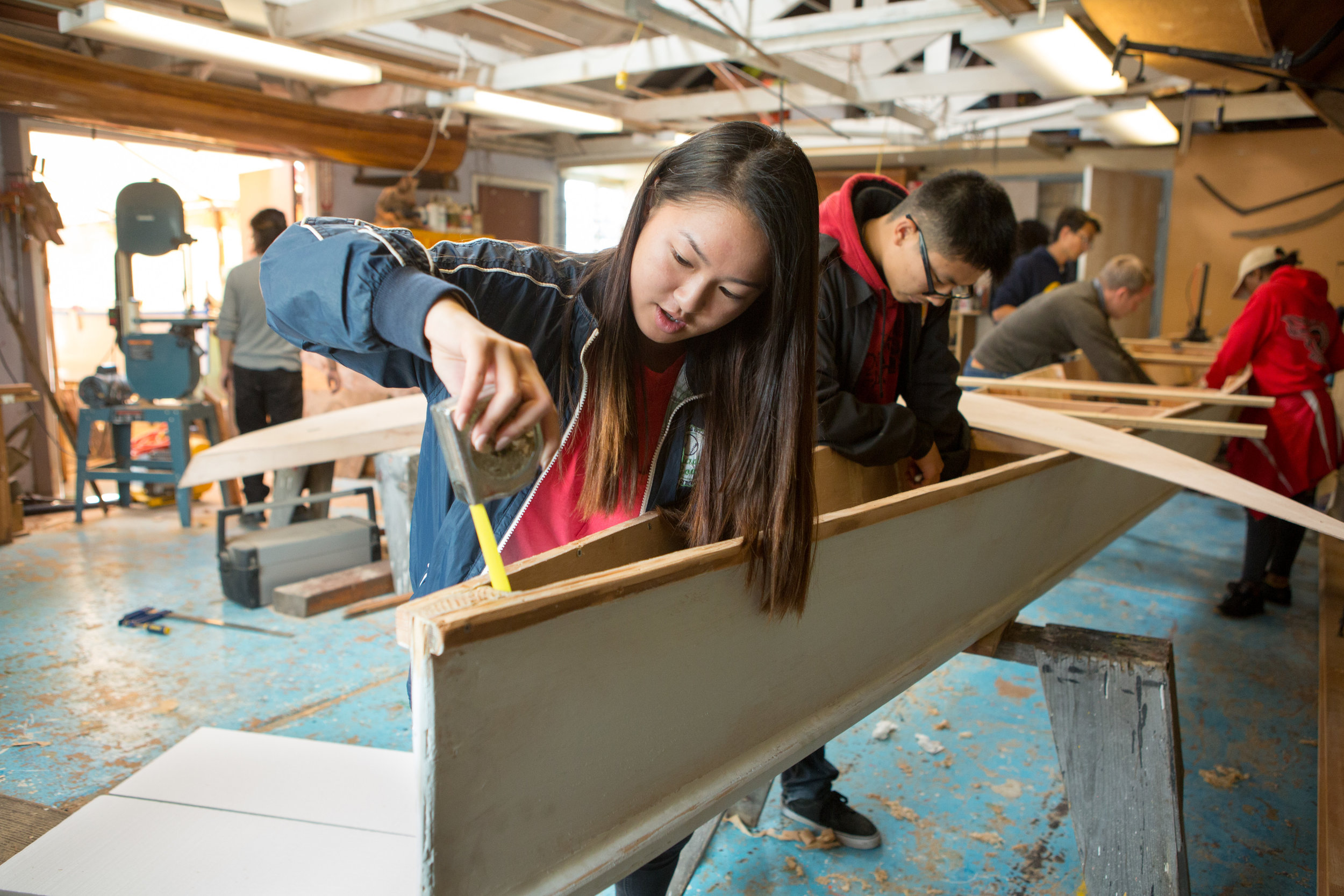 Hands-on learning, designing, and creating are integral aspects of PBL.