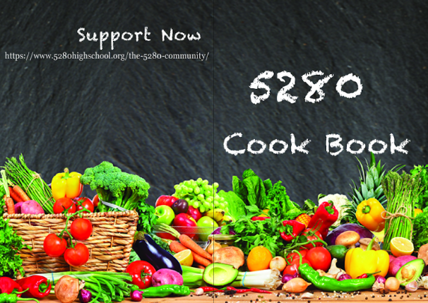 Get a E-Cook Book Now - Show you support today by donating a dinners worth and get your name on the supporters page of the student made E-Cook Book plus a unlimited downloads.