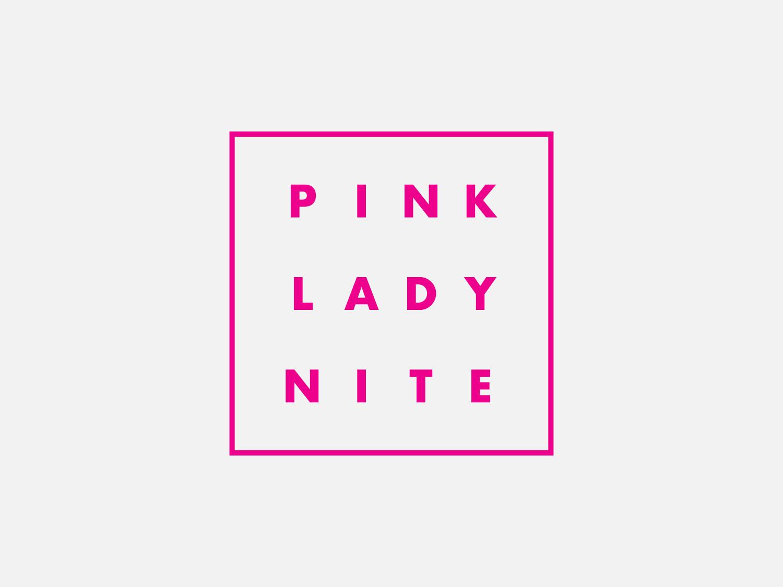 Pink Lady Nite – Logo, 2017