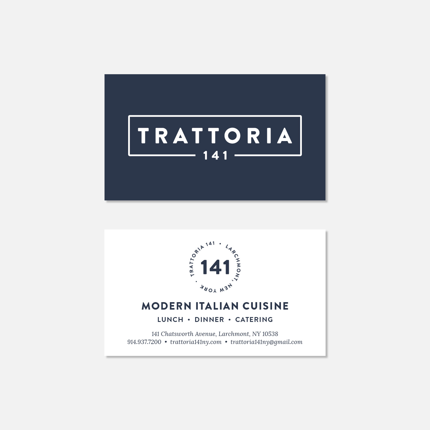 Business Card (Single)
