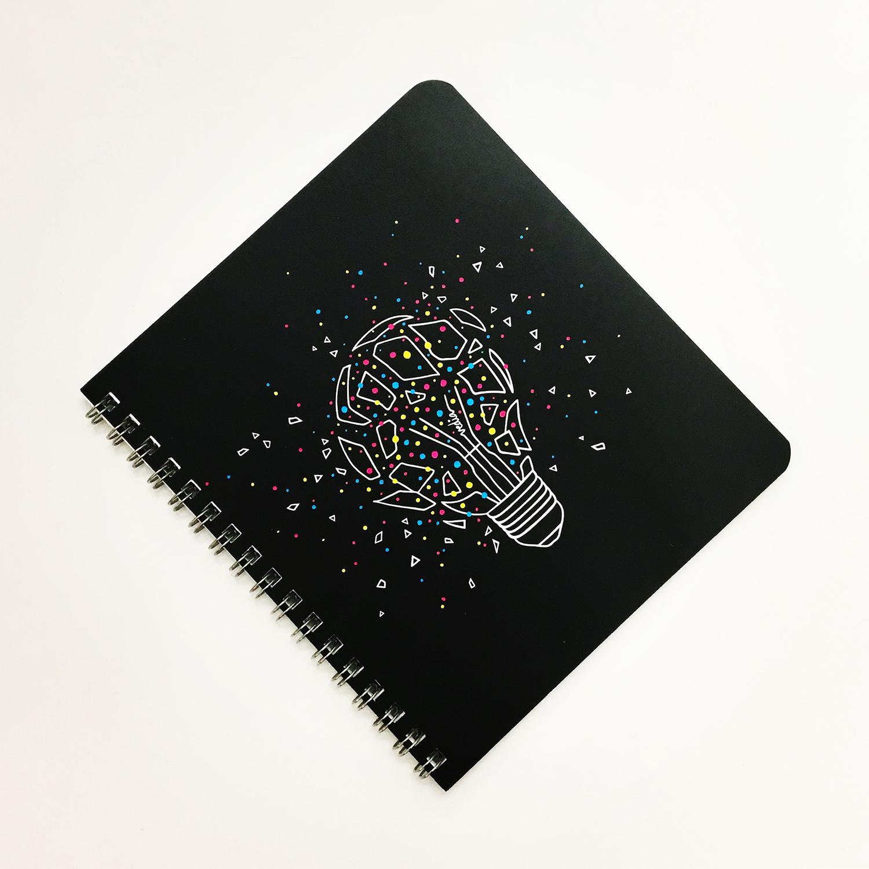 Notepad Art Direction