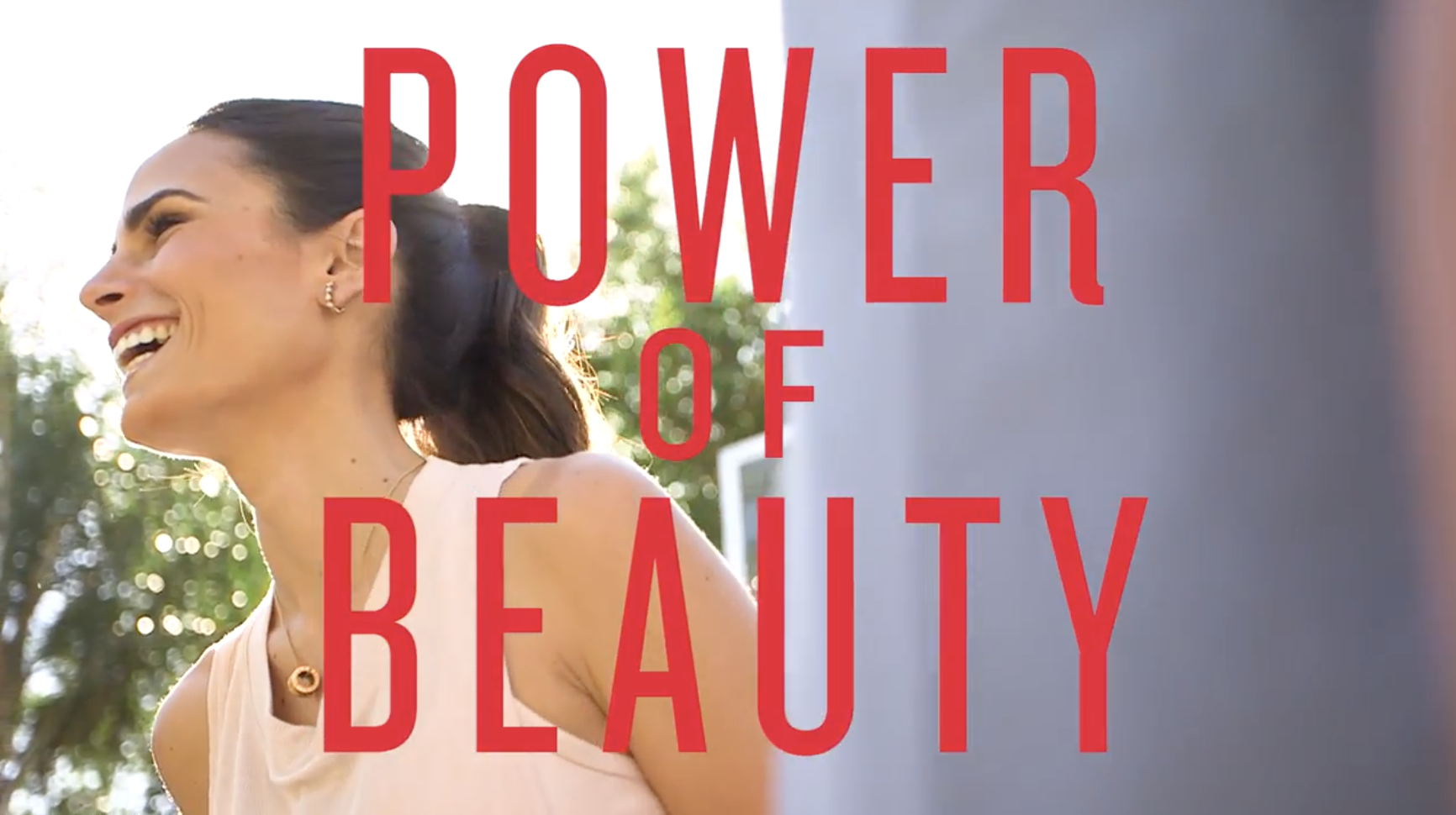 'Power of Beauty' for Allure dir. Elizabeth Lippman