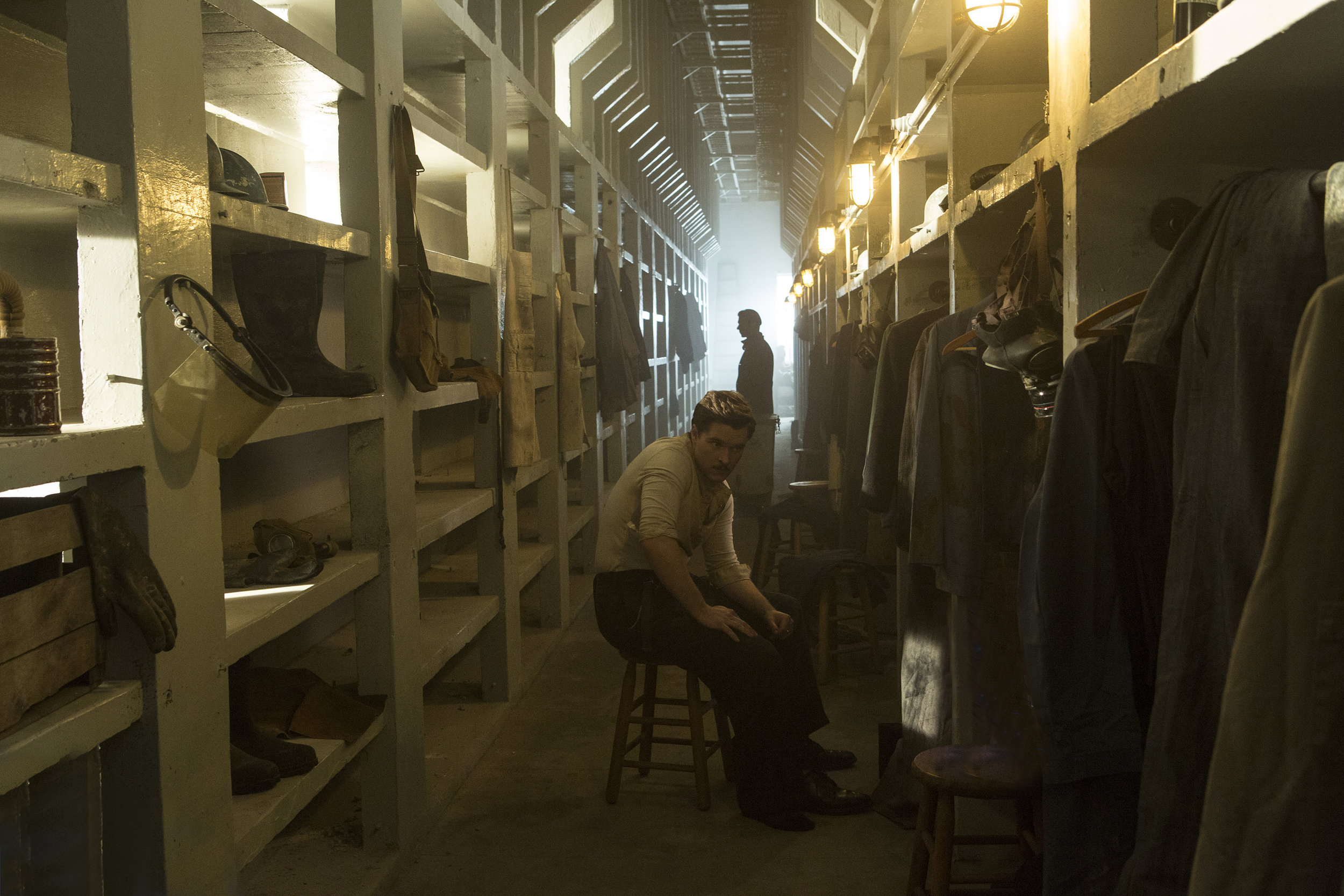 """Strange Angel"" | Scott Free Productions Productions | CBS All-Access | Photo by Elizabeth Lippman"