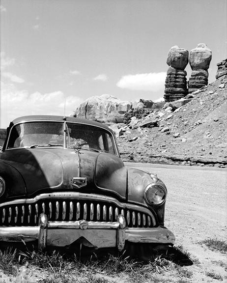 """""""Off Road"""" © Paul R. Berger"""