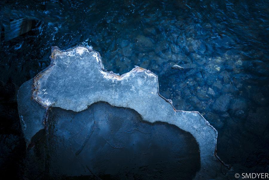 """Bluewest"" © S.M. Dyer"