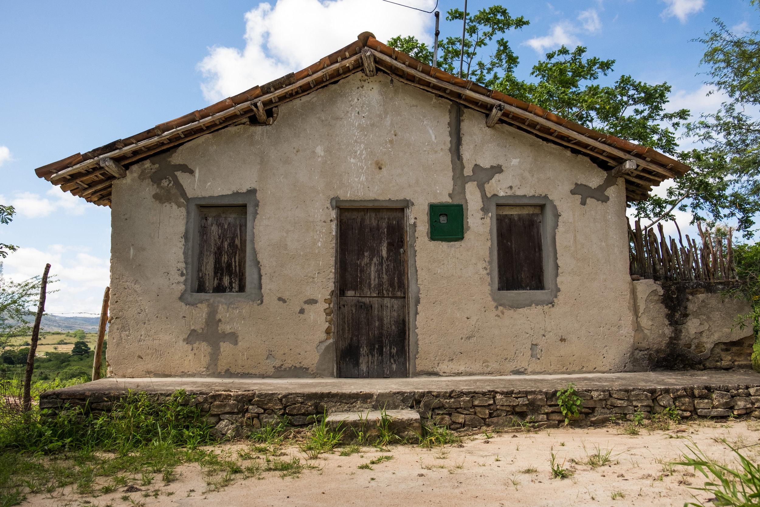 Casa em Pau Ferro , Pau Ferro-PE, 2016