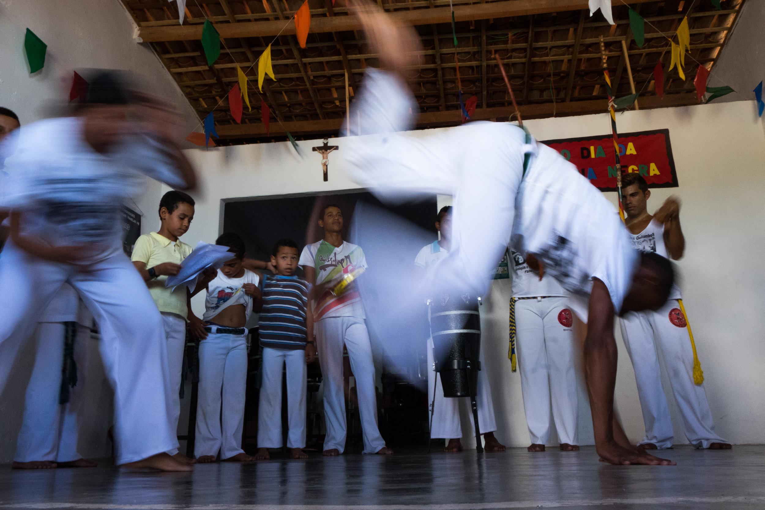 Jogo de Capoeira , Pau Ferro-PE, 2016
