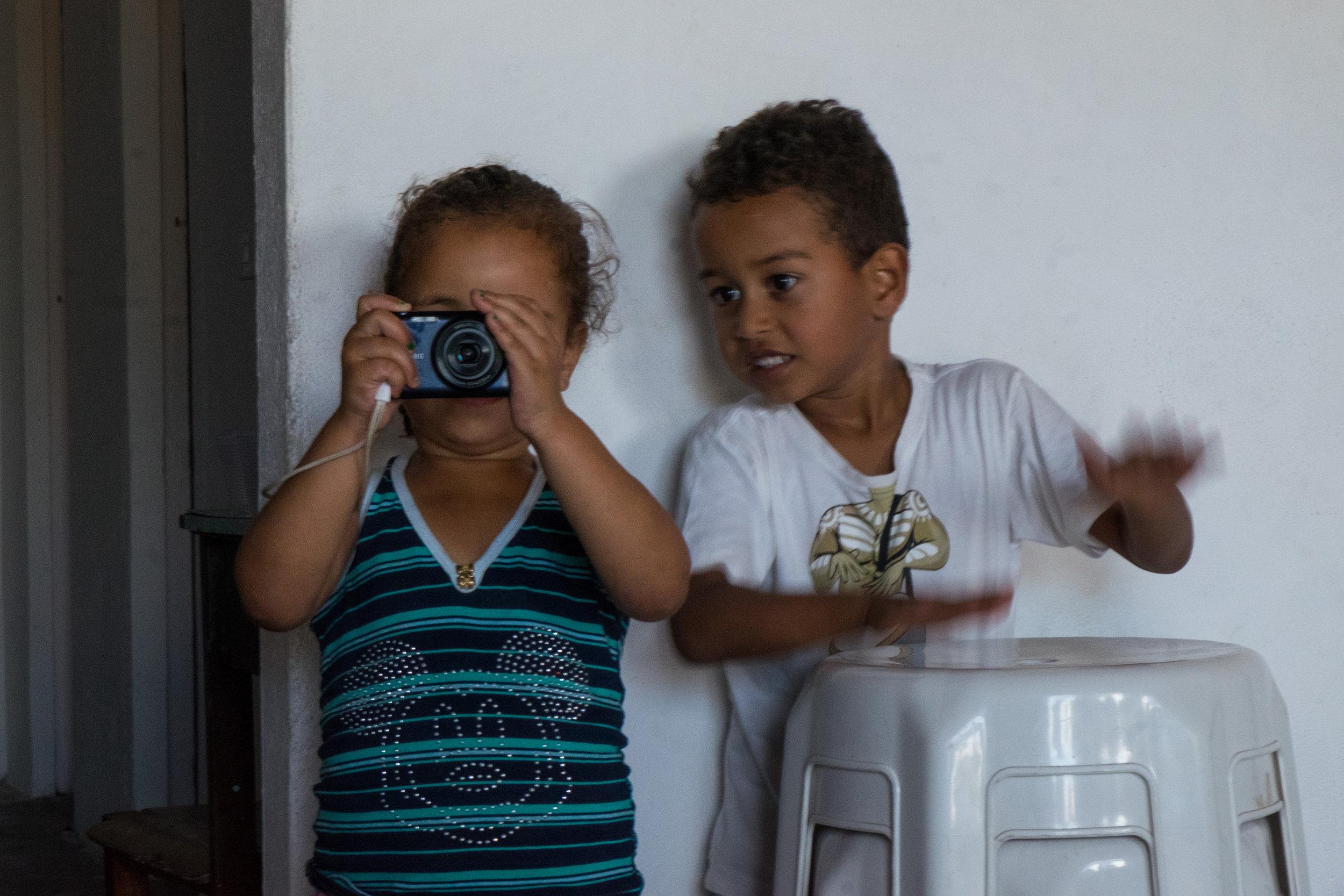 Crianças Quilombolas , Pau Ferro-PE, 2016