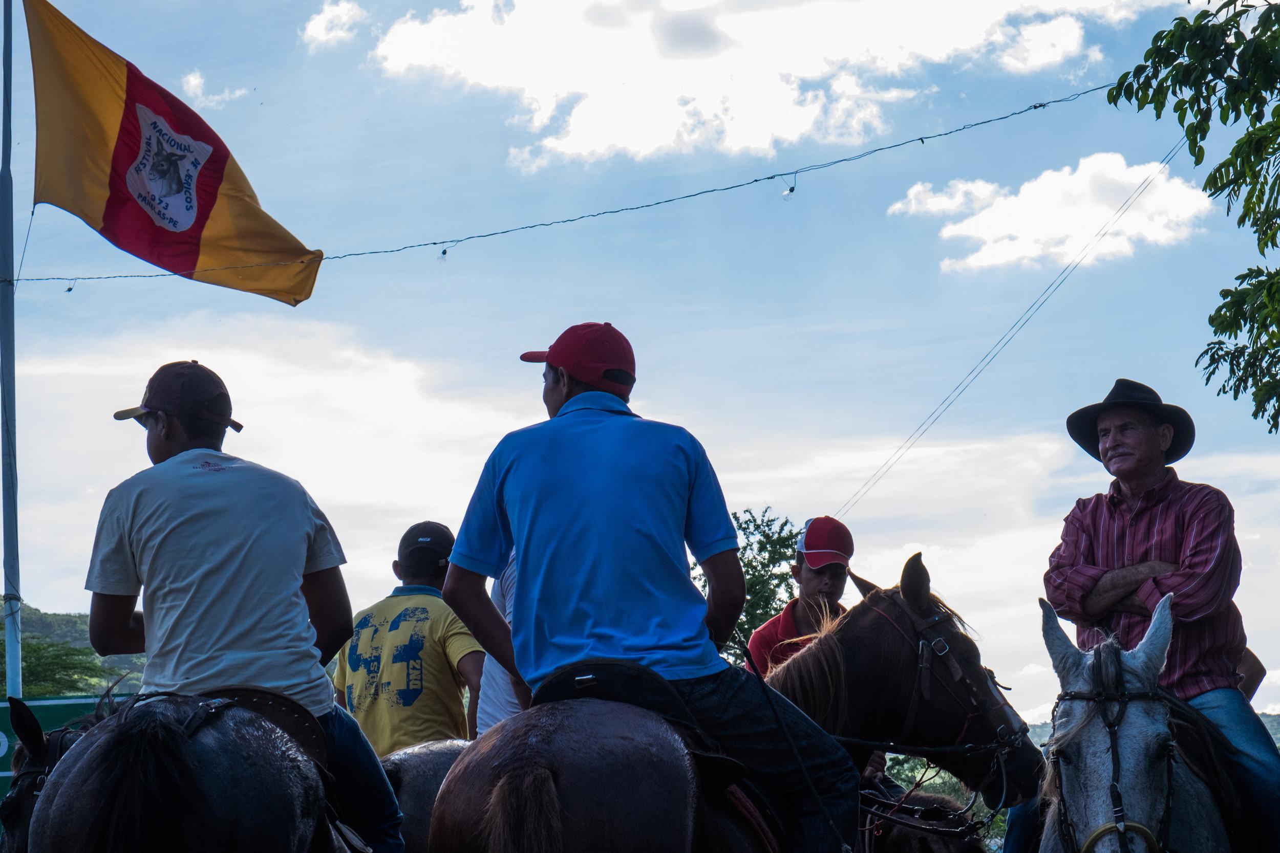 Cavalgada em Panelas-PE ,Pau Ferro-PE, 2016