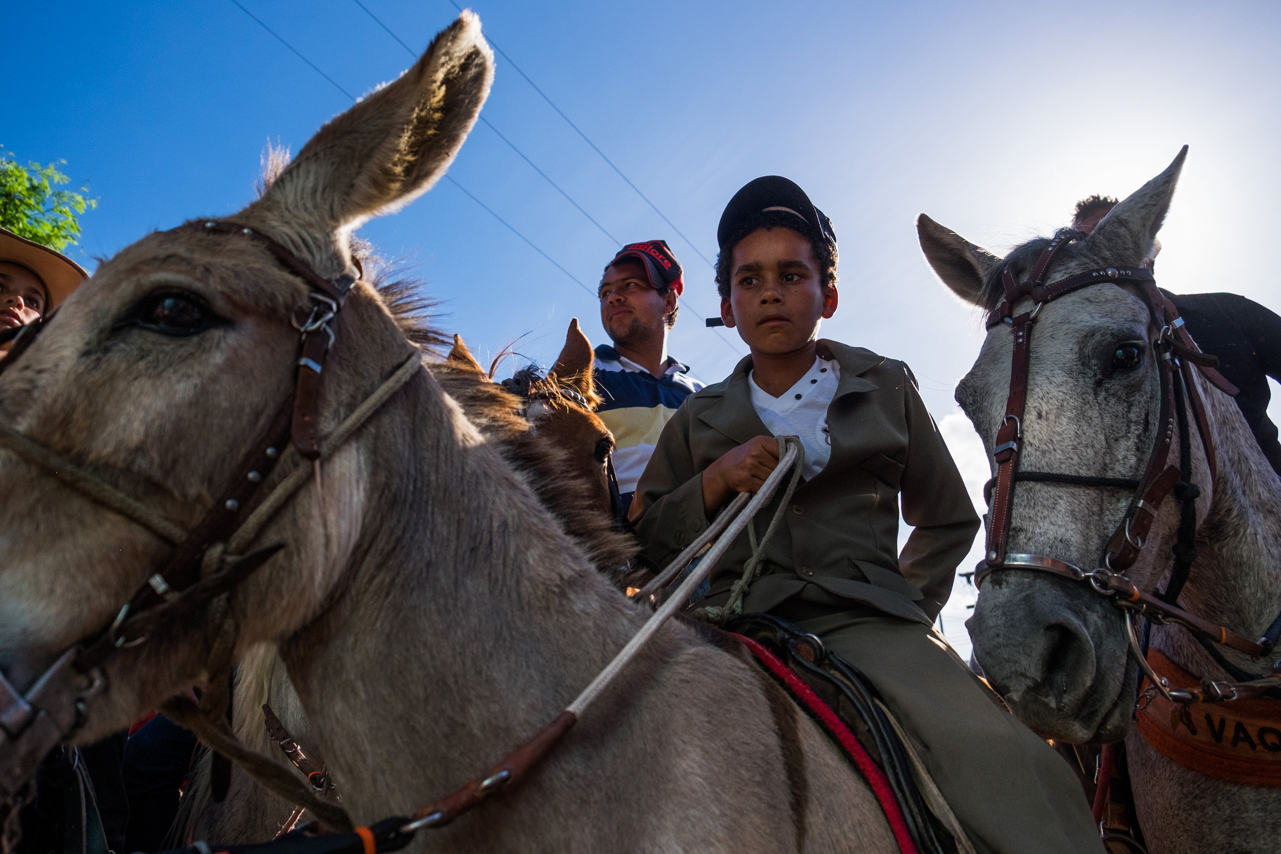 Horseback riding, Pau Ferro-PE, 2016