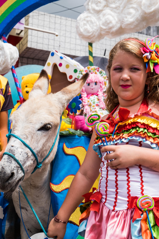 Donkey Parade, Pau Ferro-PE, 2016