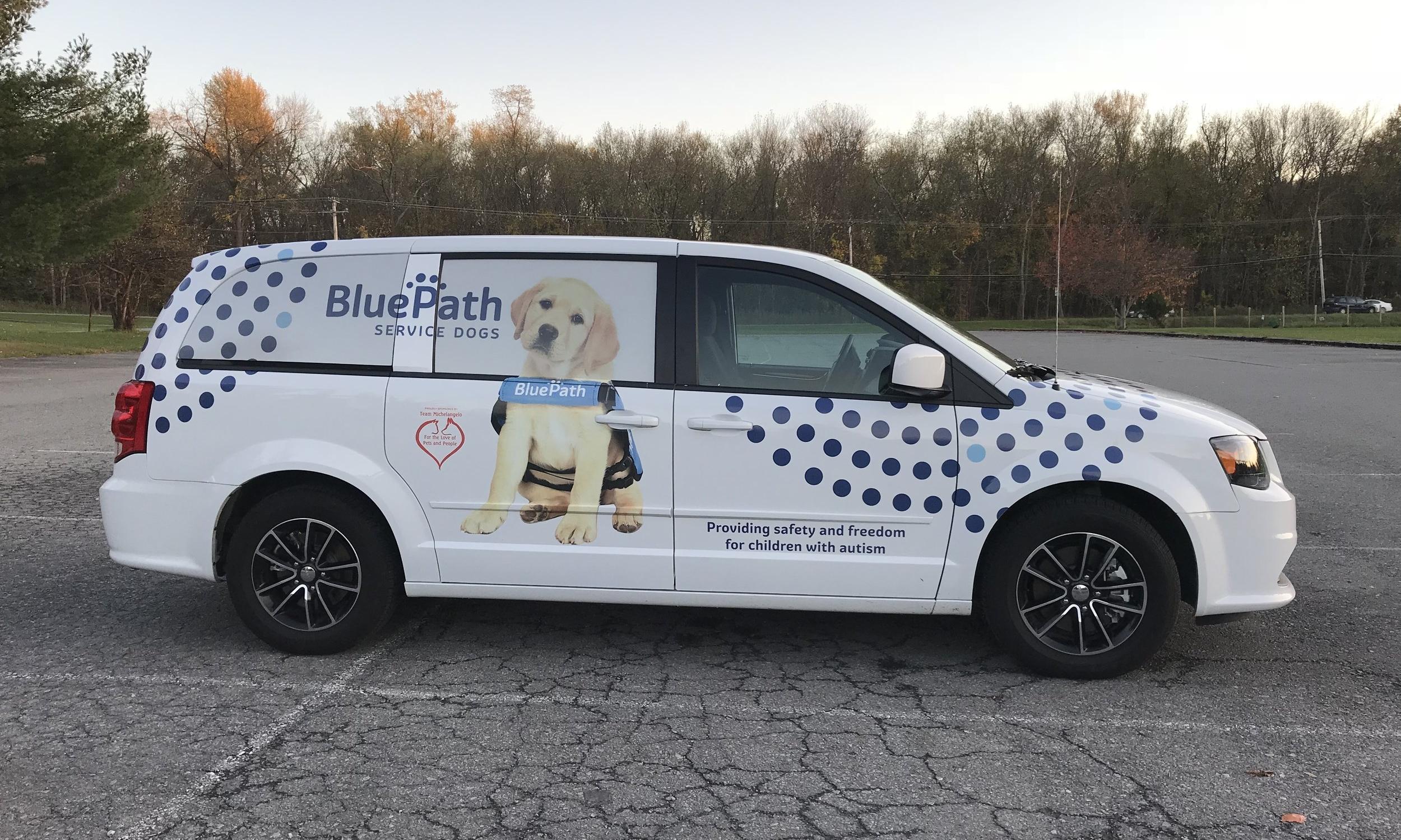 BluePath Van