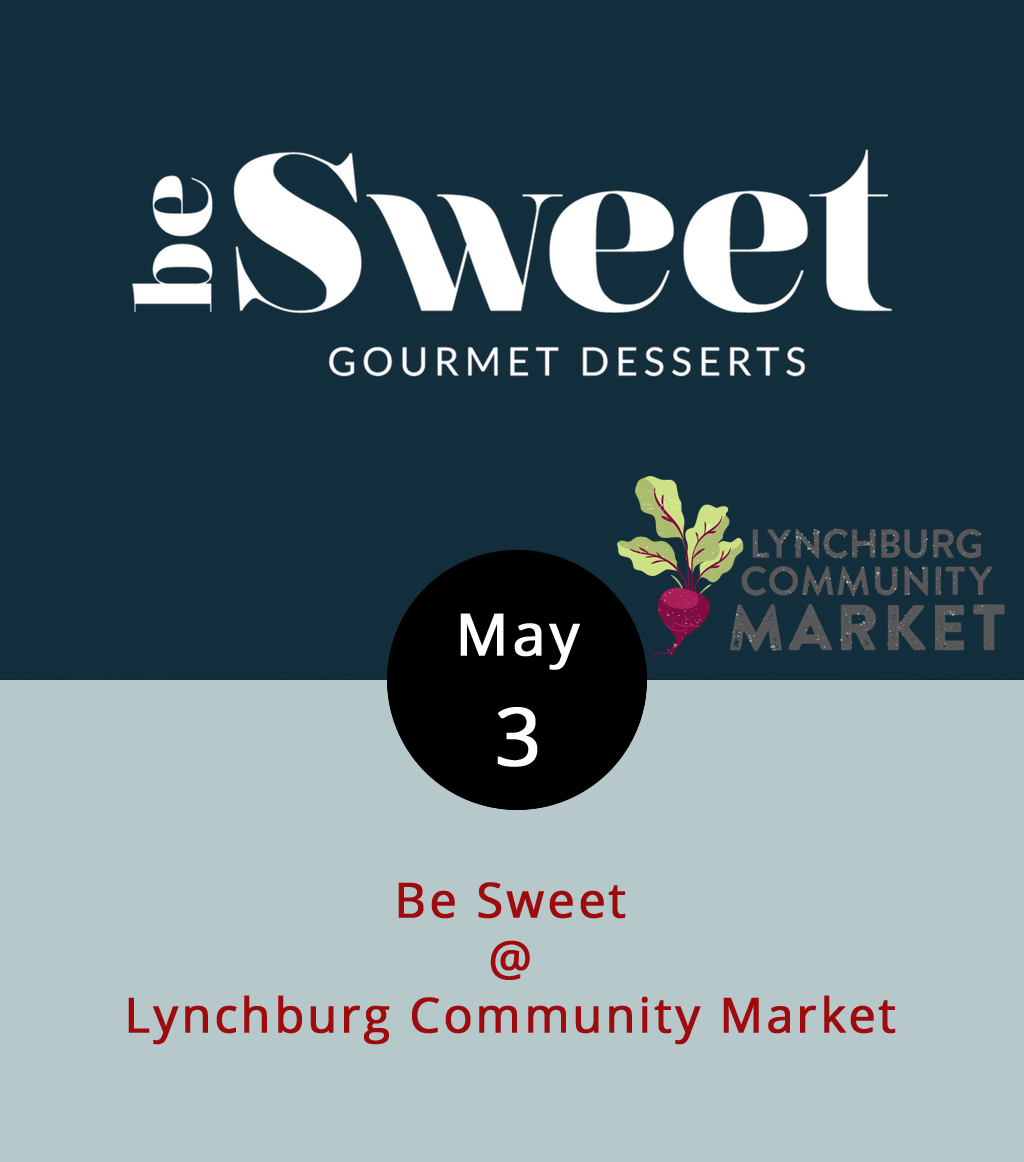 Be Sweet is a brand new bakery specializing in gourmet Brazilian desserts. Brazilian cooking has the super cool distinction of fusing a diverse array of cuisines, namely Native American, European, and African. Tropical fruits meet milk and spices and cacao to make something altogether unique, like  crème de cocada and  Mousse de Maracujá . Starting today, Be Sweet becomes yet another reason to stop by the Community Market (1219 Main St.) on a Green Market Wednesday from 10 a.m.-2 p.m.Saturdays from 8 a.m.-2 p.m. are also a good time to stop in, and you can get more details  here . You can also call the market at 434-455-4485.