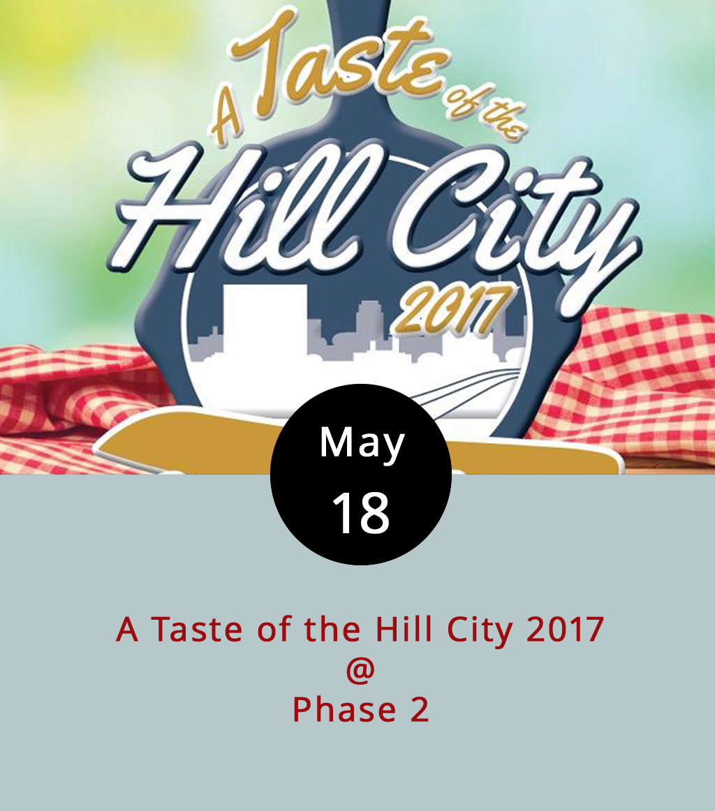 It's been pretty hard to get any reliable information on what's actually being served at today's A Taste of the Hill City 2017 event, but  The News & Advance appears to be the primary organizer, and it is a newspaper. So, you might want to click  here for some news. Here's what we do know: chef-to-the-stars (which is different from celebrity chef) Brian Morris will be the master gastronomist; the theme is backyard barbecue; and the Virginia Distillery Co. will be on hand to provide fortified refreshment. Morris, by the way, is reportedly Steven Tyler's personal chef, which presumably means that Aerosmith frontman will apparently be fending for himself this evening. A Taste of the Hill City runs from 4-9 p.m. at Phase 2 (4009 Murray Pl.). Tickets run from $15-$75. Call (434) 846-3206, and click  here for tickets.