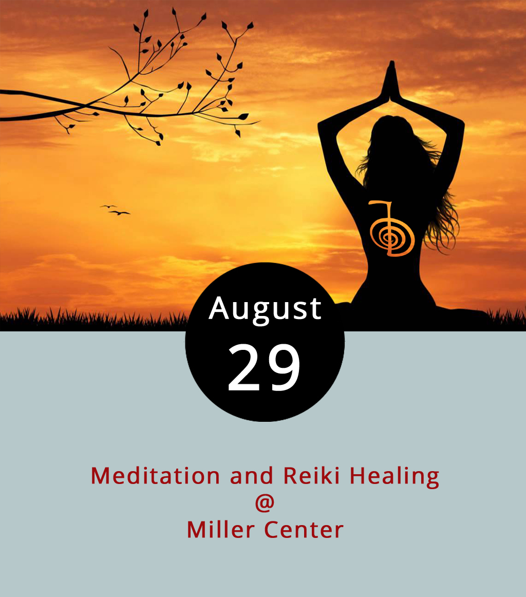 "Whether your hangups are physical or mental or a combination of both, Lynchburg Parks and Recreation wants to be of assistance. From 6:30-7:30 p.m. at the Miller Center (301 Grove St.),  Loving Touch Center instructor Samuel Strauss will teach guided meditations using the healing art called Reiki. The word ""Reiki"" combines the Japanese words ""Rei,"" meaning ""God's wisdom or the higher power"" and ""Ki,"" meaning ""life force energy,"" according to the International Center for Reiki Training. Tonight's guided session does not require specific religious or spiritual beliefs but is meant as a quiet meditation to relieve stress, body pain and depression. Think of it as an opportunity to give meditation a chance. Strauss, the founder of Loving Touch Center, is an ordained interfaith minister, clinical hypnotherapist, teacher, lecturer and author, according to his LTC bio. For more information about Reiki, click  here  or  here  to learn about the Miller Center program. Call Lynchburg Parks and Recreation for more information at (434) 455-5858."