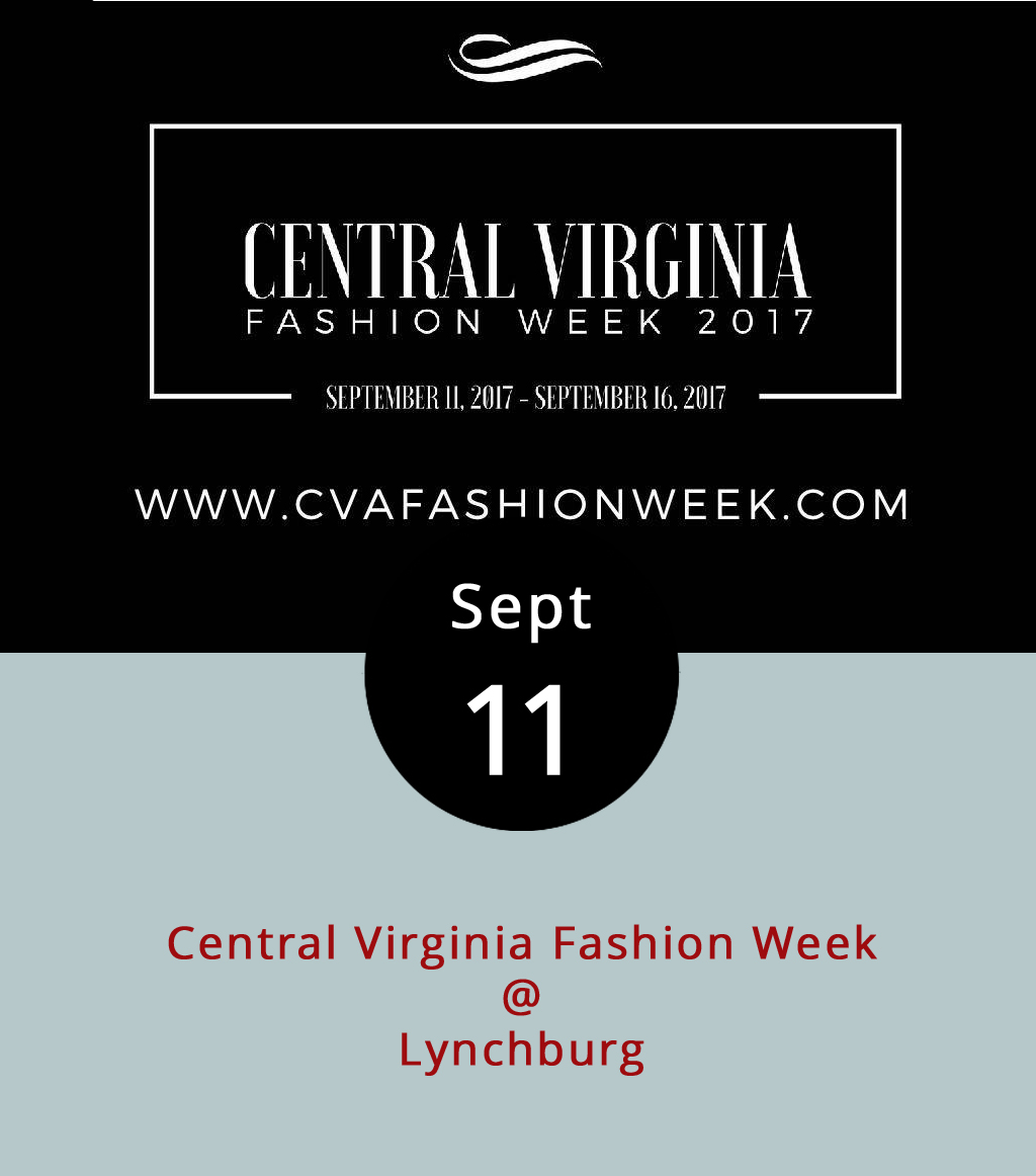 """Lynchburg is never going to land at the top of the list the subject of Fashion Week comes up, and that's just fine. Doesn't mean that folks around the Hill City can't get into the spirit for the fall fashion season. That effort gets underway this evening and continues through for the next few days as Central Virginia Fashion Week presents a series of showcases at boutiques around the Hill City in and in the surrounding counties. The kickoff event tonight is a bit a hike: it takes place at Altavista's Pretty Please on Broad Boutique (615 Broad St.), which plans to show off their """"fresh new image and brand vibes."""" Downtown Lynchburg comes to fashionable life on Wednesday with a showcase at Live Trendy or Die (1101 Church St.) and Thursday with an event at Frolic by Celebration (920 Main St.). There are also fashion shows downtown on Friday and Saturday evening. A two-day pass to Friday's Lifestyle Runway Fashion show at Miller Center Theater (301 Grove St.) and Saturday's Haute Couture Designer Fashion Show is $20 together, or you can get single tickets for $10 and $15, respectively. Fashion Week VIP tickets are $35 and include the Friday and Saturday shows. The downtown location for the Saturday show will only be revealed to those who buy tickets. All events are from 7-9:30 p.m. with attendees expected to RSVP. For more information about individual events click  here , call (434) 288-0929 or email  hello@letstalkfashionva.com ."""