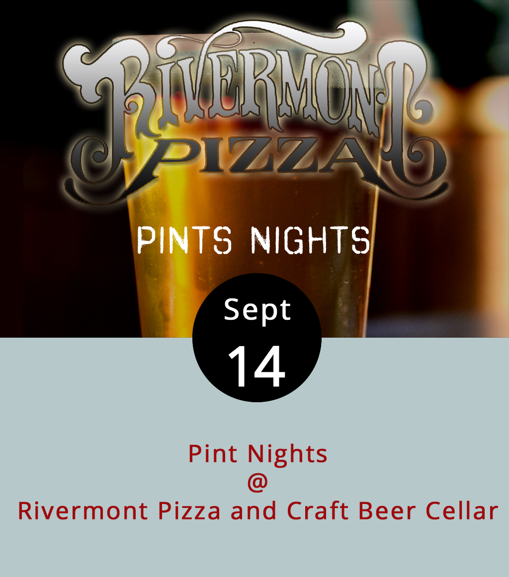 Two nice things about the current craze for craft beer: 1) variety is indeed the spice of life; and 2) you can accrue a pretty cool collection of branded glassware by regularly attending the various pint nights and tap takeovers around town. There are two opportunities this evening to acquire a pint, one at Rivermont Pizza (2496 Rivermont Ave.), and the other at Craft Beer Cellar (3813 Wards Rd. #6). Beginning at 6 p.m., RP will have eight offerings from San Diego's Ballast Point Brewing Co on tap. Ballast Point recently opened a brewing facility and tasting room not too far away from Lynchburg in Daleville. On tap tonight are Ballast Point's Grapefruit Sculpin, Unfiltered Sculpin, California Amber, Tart Peach Kolsch, Bonito Blonde, Longfin Lager, Sea Rose Tart Cherry Wheat Ale, and Sour Wench, which is a blackberry ale that won't be tapped anywhere else in town. For more information, click  here or call (434) 846-2877. From 5-8 p.m., Craft Beer Cellar will feature Midnight Brewery's MASH'n at Midnight saison along with a free glass when you purchase a pint. Midnight is a locally owned family brewer out of Rockville, and owner and brewmaster Trae Cairns will be on hand tonight. For more information, click  here or call (434) 386-8363.