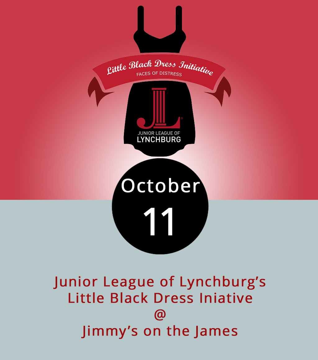 The Junior League of Lynchburg is on a mission, and they've got a plan: raise $10,000 to support the YWCA of Central Virginia's Economic Empowerment Program, which helps empower women facing domestic abuse, economic hardships, and other life challenges. To do so, they're invading local eateries this week with something called the Little Black Dress Initiative. Tonight they're downtown at Jimmy's on the James (610 Commerce St.) and all you need to do to participate is have a nice dinner between 5-8 p.m., mention the Little Black Dress Initiative to your server, and they will donate 100% of their tips to the Junior League. You don't even have to wear a little black dress, although it's the kind of outfit that we think works well for just about everyone. Jimmy's is offering a $5 wine/$4 drafts/$3.50 cocktail special, as well as 25% off all appetizers. Click  here  to see a menu and call (434) 845-1116 for reservations. The Little Black Dress Iniative moves on to Blaze Pizza (4026 Wards Rd.) tomorrow, and Mister Goodies Homemade Ice Cream (4119 Boonsboro Rd.) on Friday. Click  here  for more info.