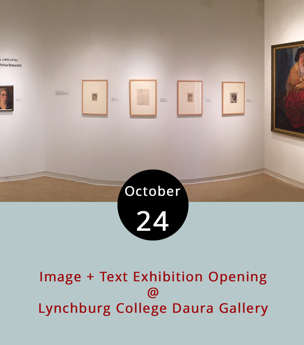 When most people think of art galleries, they'll likely imagine vibrant paintings, immaculate sculptures or contemporary pieces. But starting tonight, Lynchburg College's Daura Gallery (1501 Lakeside Dr.) will host an exhibit for the readers and wordsmiths among us. The Image + Text Exhibit, which features Renaissance folios (pamphlets or books) along with translations, should offer a glimpse into how language and communication has changed over the centuries. The opening is tonight from 4-5:30 p.m. in the school's Dillard Fine Arts Building. College campuses are notoriously difficult to navigate, so here's a  map . Professor of Medieval and Renaissance Studies Elza Tiner curated the exhibit. For more information, click  here  or call (434) 544-8595.