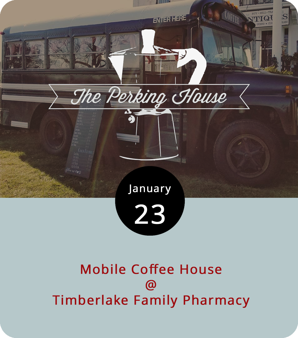 There are food trucks, which most of us are familiar with, and then there's a full-fledged coffee bus. That's what you'll find at Timberlake Family Pharmacy (20276 Timberlake Rd.) today from 7 a.m. to 2 p.m., when Peking House pulls into the lot. That's right, it's a bona fide bus that offers craft-roasted coffee and blended teas. Peking House's proprietors are hoping to someday open a brick-and-mortar shop that serves breakfast and lunch, but right now they're working with what they've got and holding a handful of intro events featuring hot and cold beverages as well as wholesale coffee and tea. Check out their Facebook  page for updates and visit their  website for information about their products.