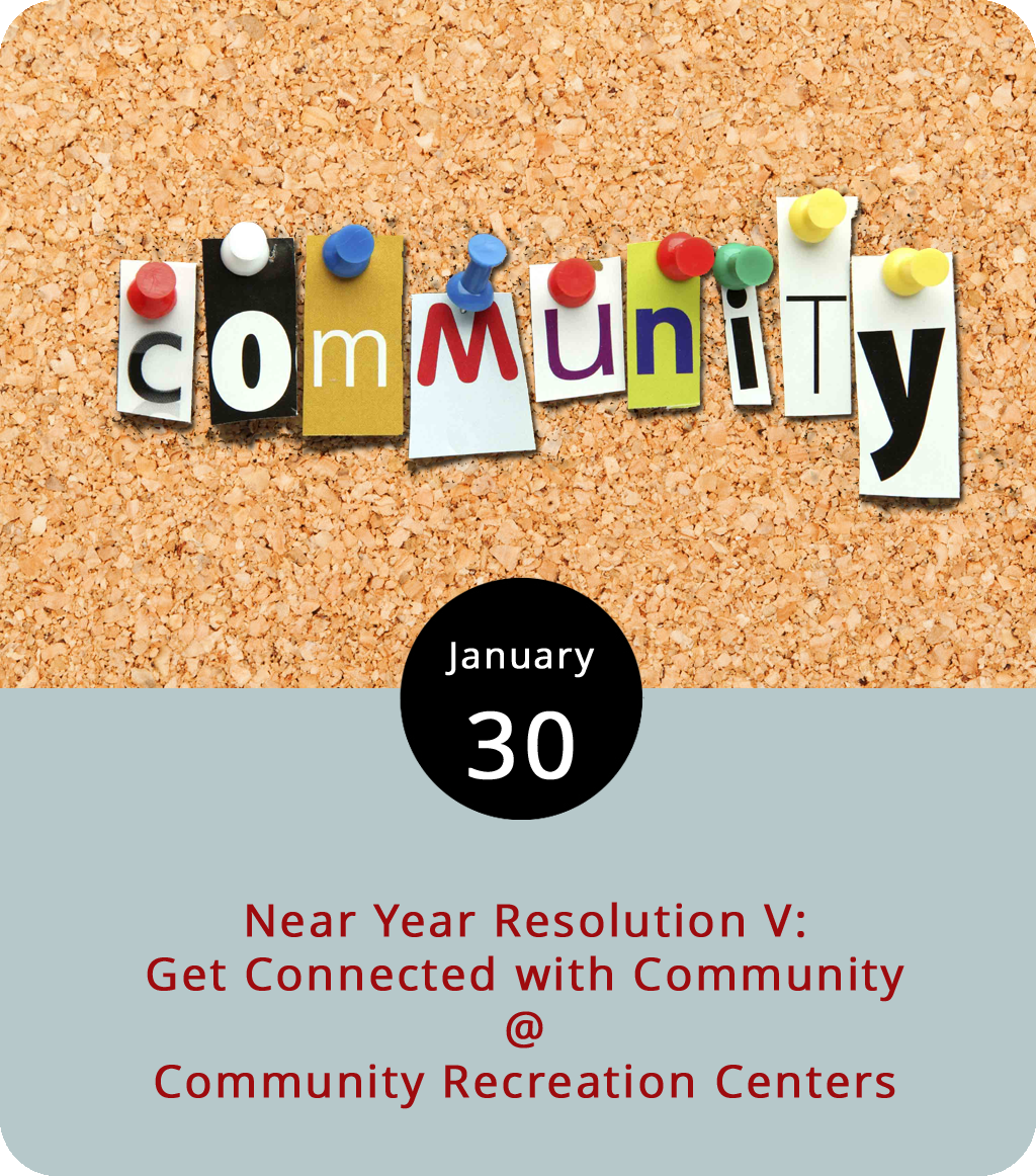 The first month of 2018 is almost over, but there's still time to bring some resolution into the New Year. We'll offer a gentle nudge in the general direction of Lynchburg Parks and Recreation Community Centers, which feature a range of activities and classes for those who'd like to engage with the community. The main Parks and Rec branch is the  Miller Center at Miller Park (301 Grove St.), but they also have the  Templeton Senior Center (225 Wiggington Rd.) and the  Art Studio at Jackson Heights (720 Winston Ridge Rd.). For more information, call (434) 455-5858.